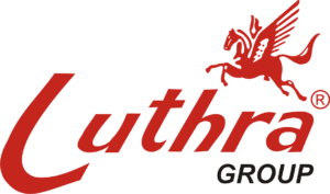 Luthra group logo